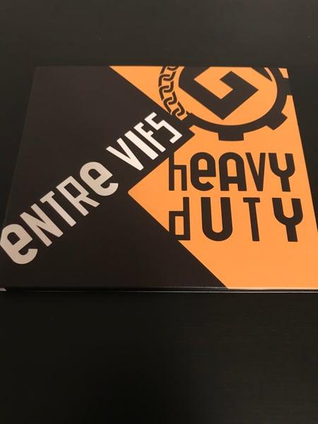 "Image of Entre Vifs ""Heavy Duty"" CD"