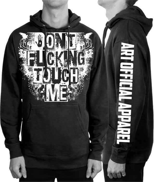 Image of Don't Fucking Touch Me (Hoodie)