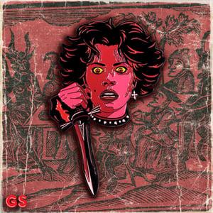 Image of Nancy Downs Soft Enamel Pin