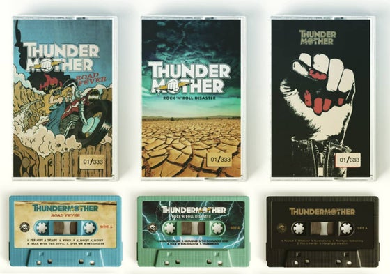 Image of PRE-ORDER Thundermother (CASSETTES)