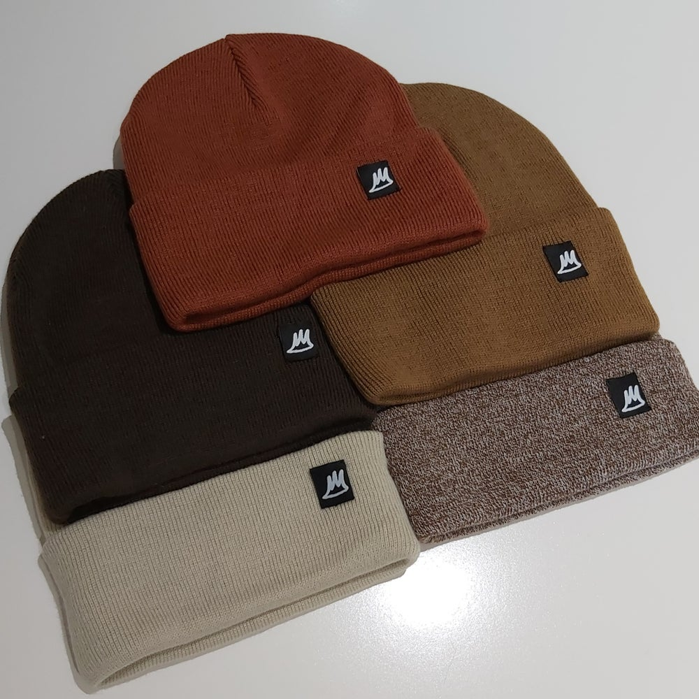 Image of Ski Hats (Browns / Black Labels)
