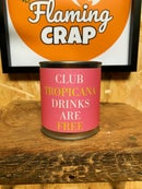 Image 2 of 'Club Tropicana' Candle