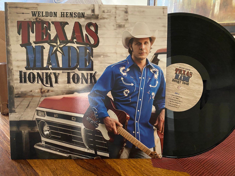 Image of Vinyl - Texas Made Honky Tonk Album