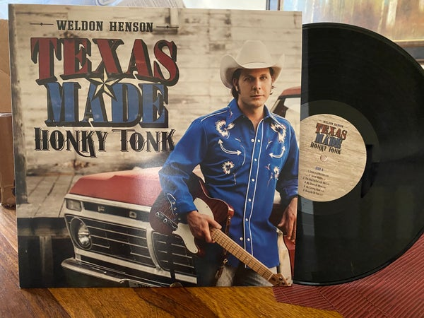 Image of Vinyl - Texas Made Honky Tonk Album