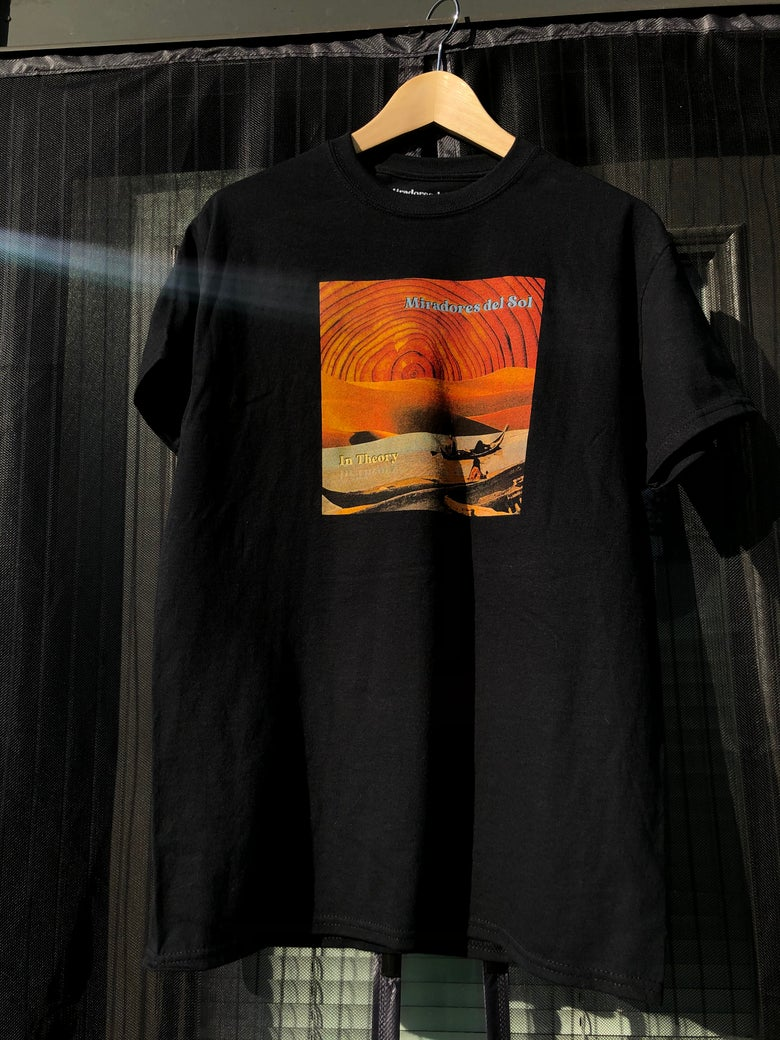Image of IN THEORY ALBUM T SHIRT