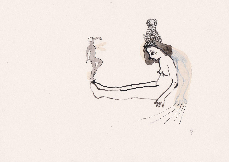 Annabelle Guetatra / Les Déjantés (1)