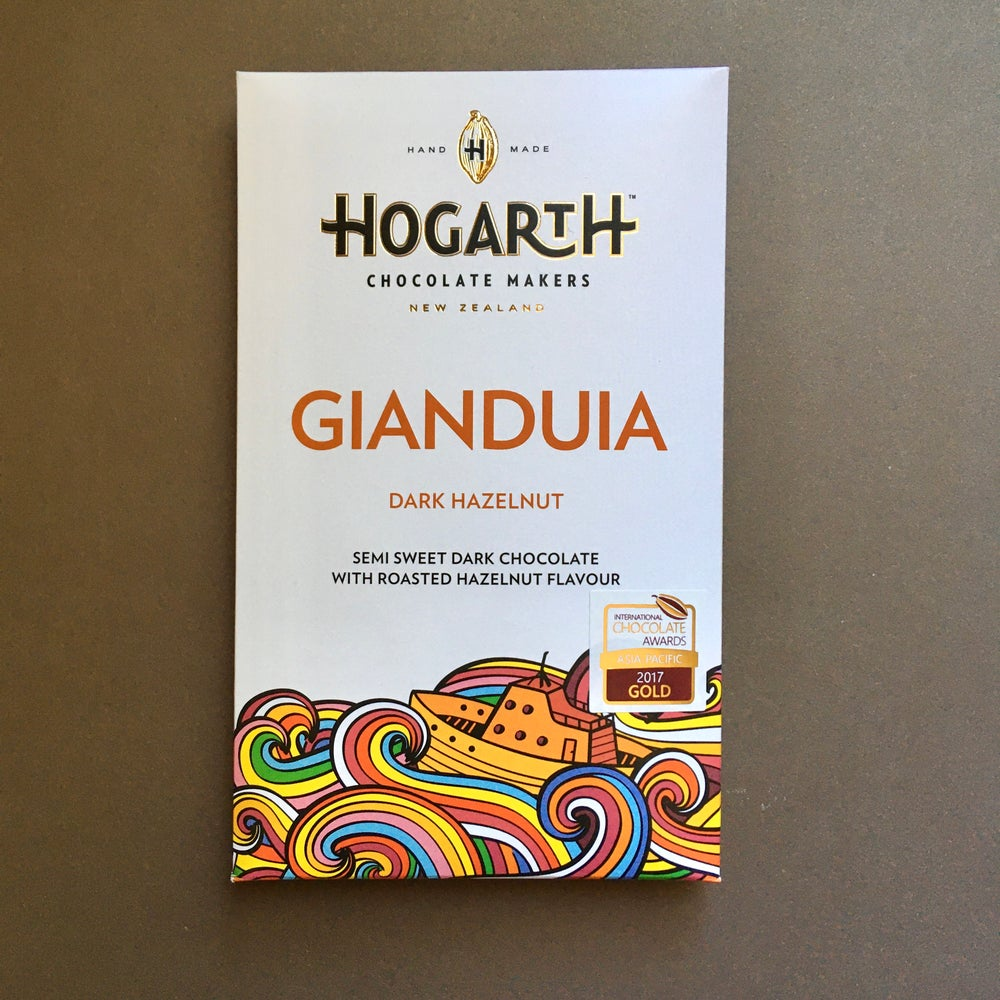 Image of Hogarth Chocolate 45% Cacao Gianduia