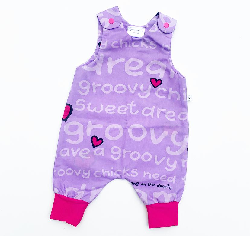 Image of Groovy Chick Romper