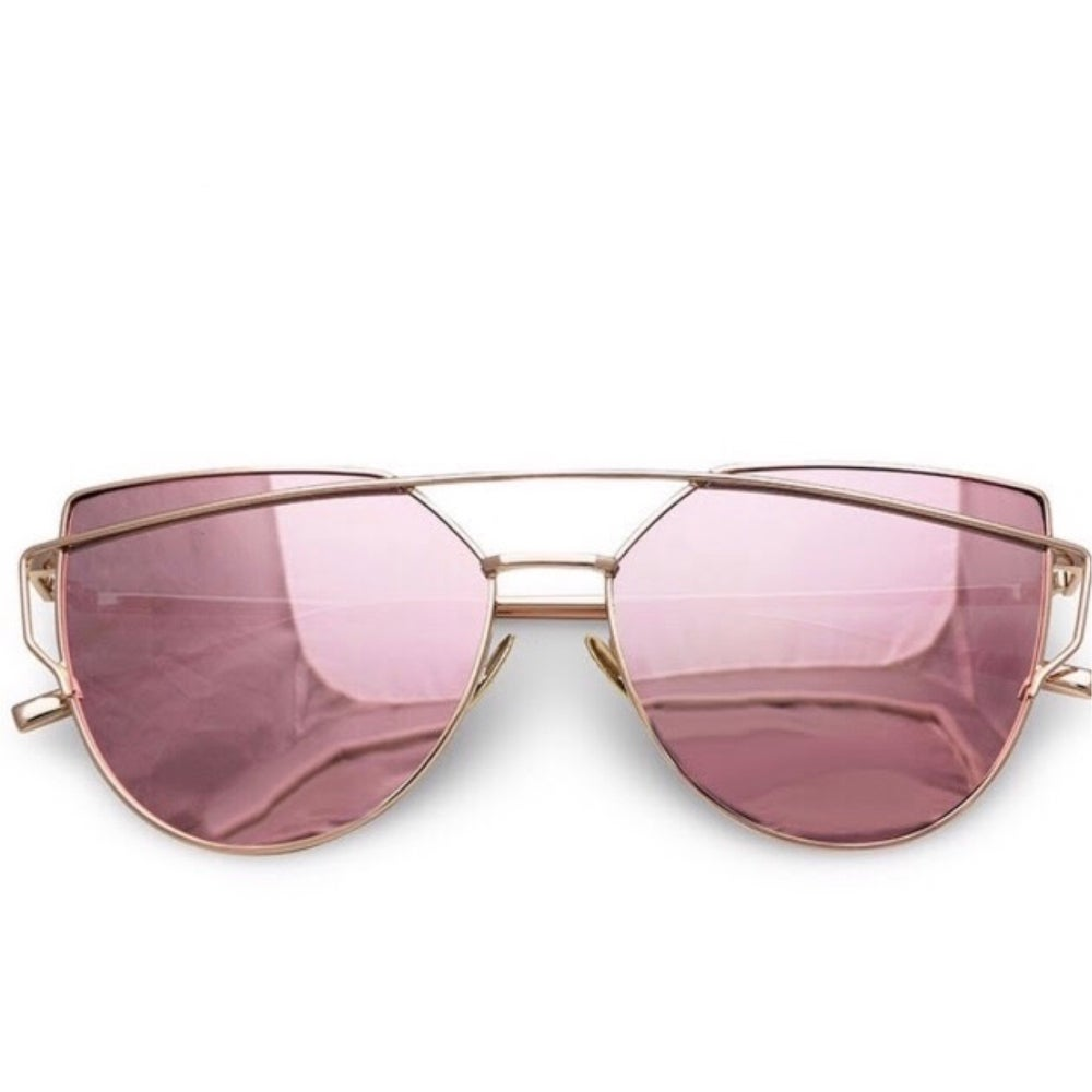 Image of Barcelona Aviators Sunglasses