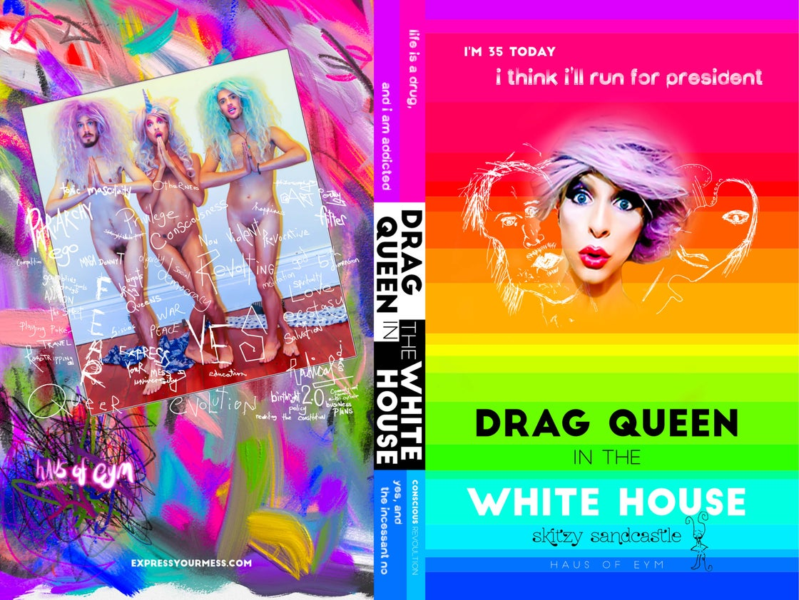 Image of New Book: Drag Queen in the White House