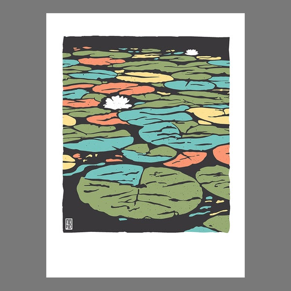 Image of Water Lilies