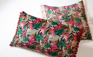 Image of Pink Punch Pillows