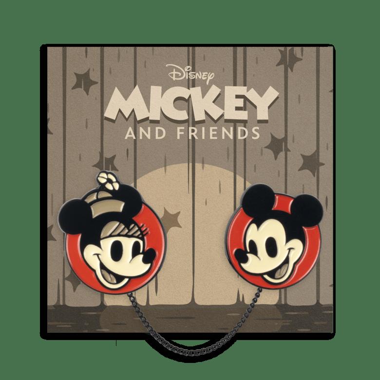 Image of Mickey & Minnie 2-Pin Set