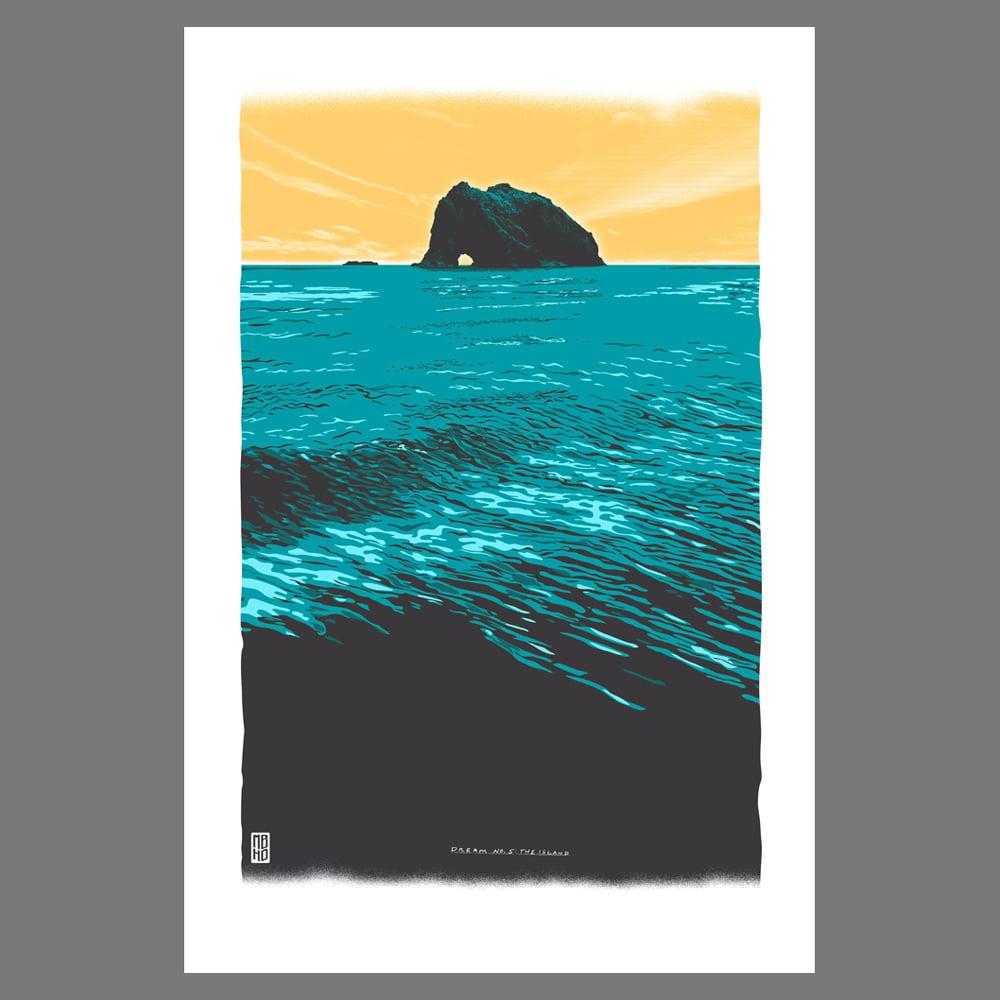 Image of Dream no. 5: The Island