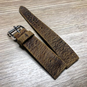 Image of Hand-rolled Wild Antilope watch strap