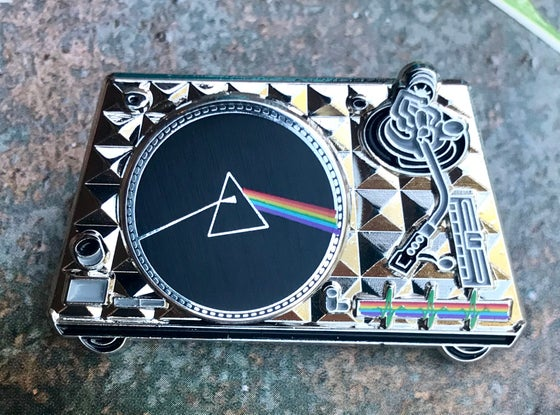 Image of Dark Side of the Moon Turntable