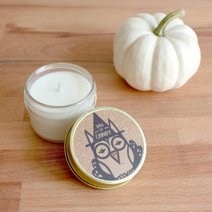 Image of Bag of Candy-Scented Candle - A Pumpkin-Caramel-Cocoa mix