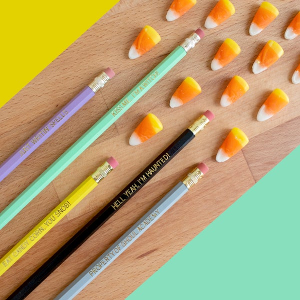 Image of Pencil Set for Haunted Hands