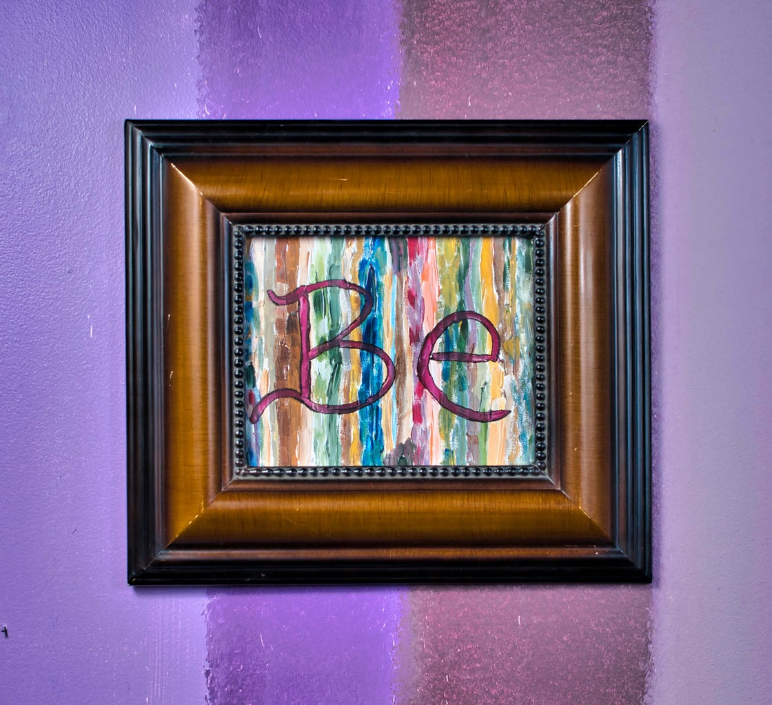 Image of be