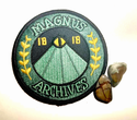 Magnus Archives pins+patches