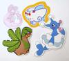 Large Pokemon Stickers