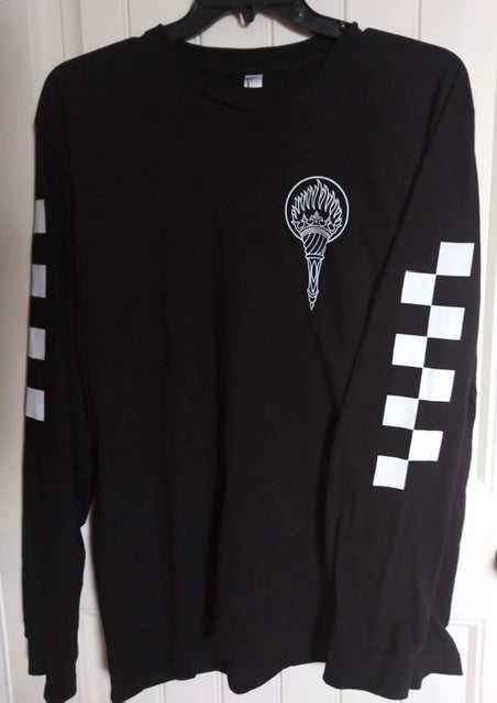 Premium Torched Long Sleeve