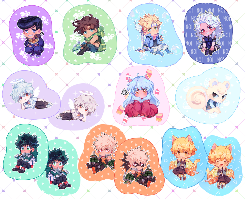 Image of [Preorder Exclusive] 75 cm Cushion Covers