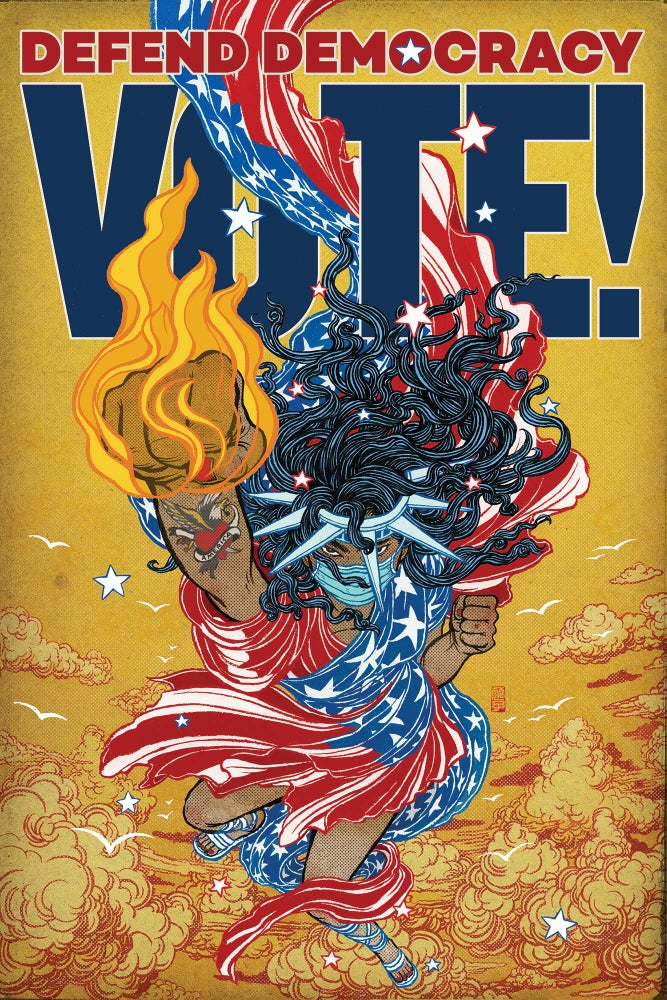 Image of NEW: VOTE! posters