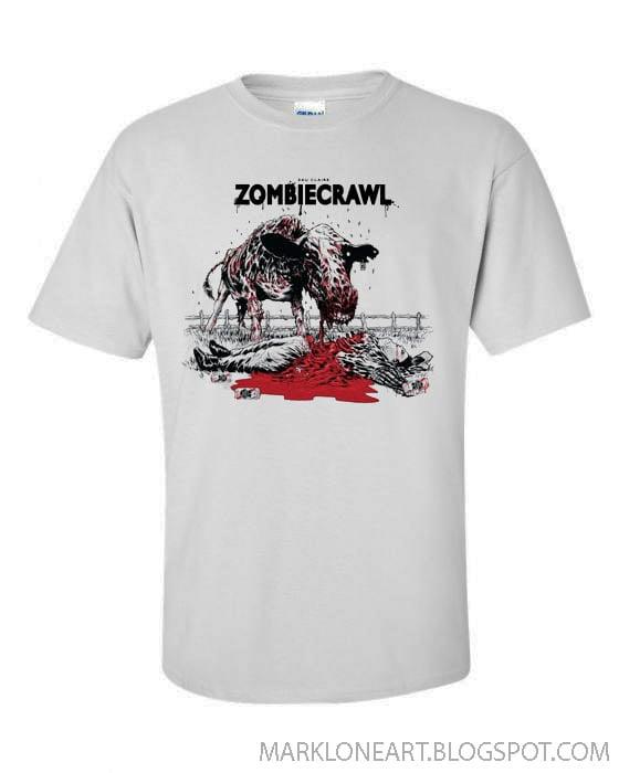 Image of Eau Claire Zombie Crawl - T-shirt