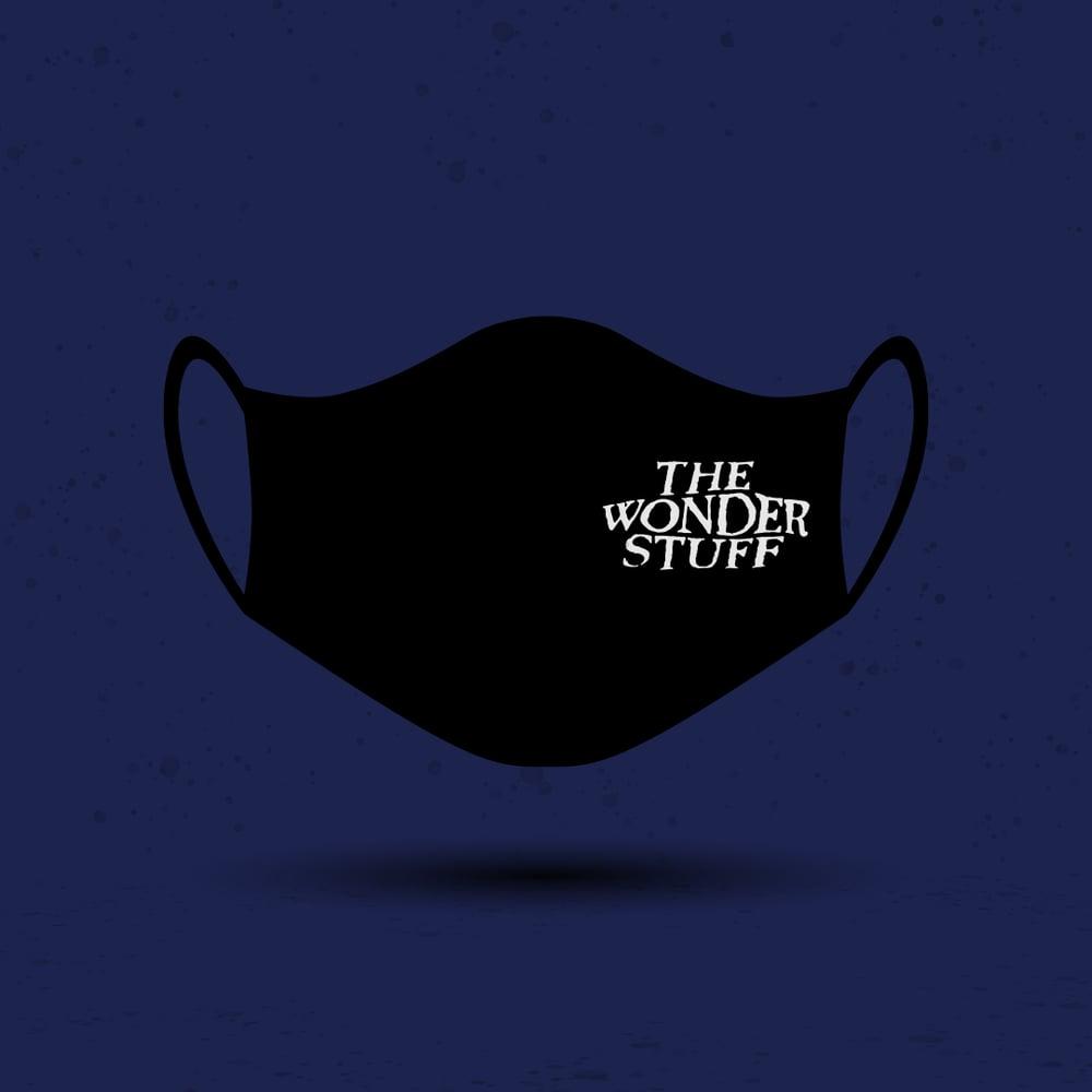 Image of Logo Face Mask