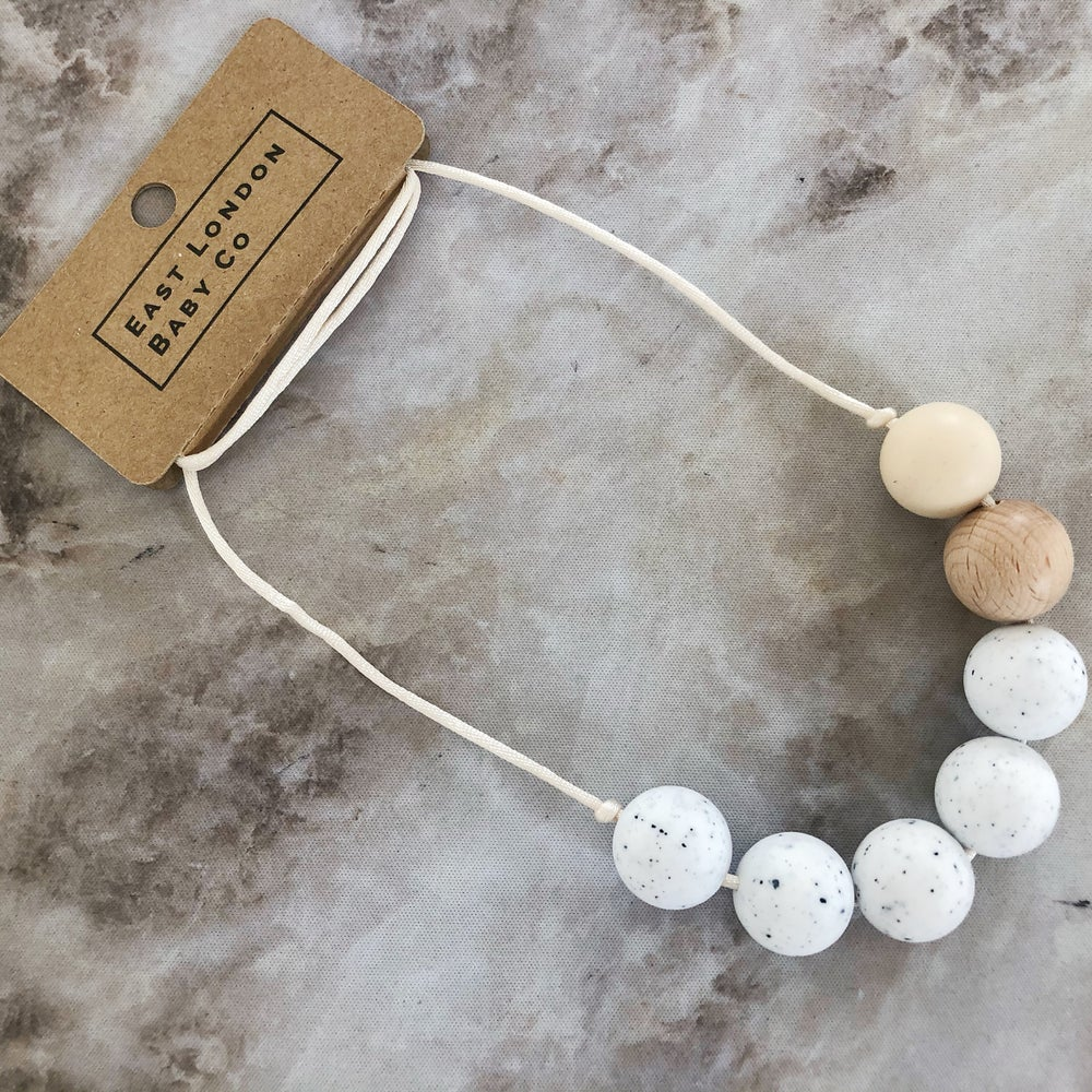 Image of Stokey teething necklace
