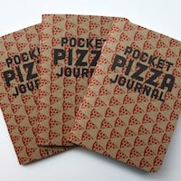 Image of Pocket Pizza Journal