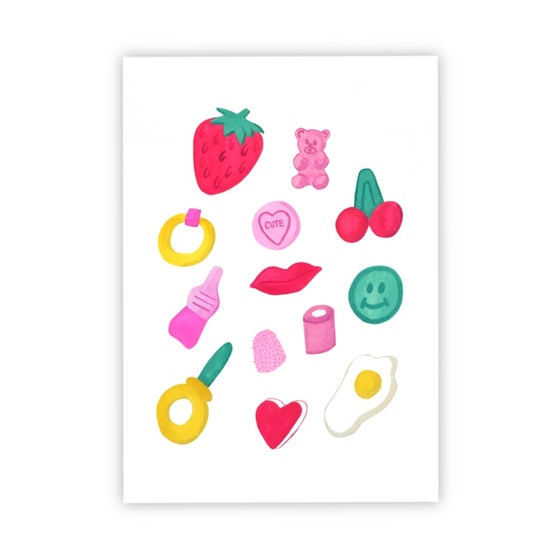 Image of Pick N Mix print