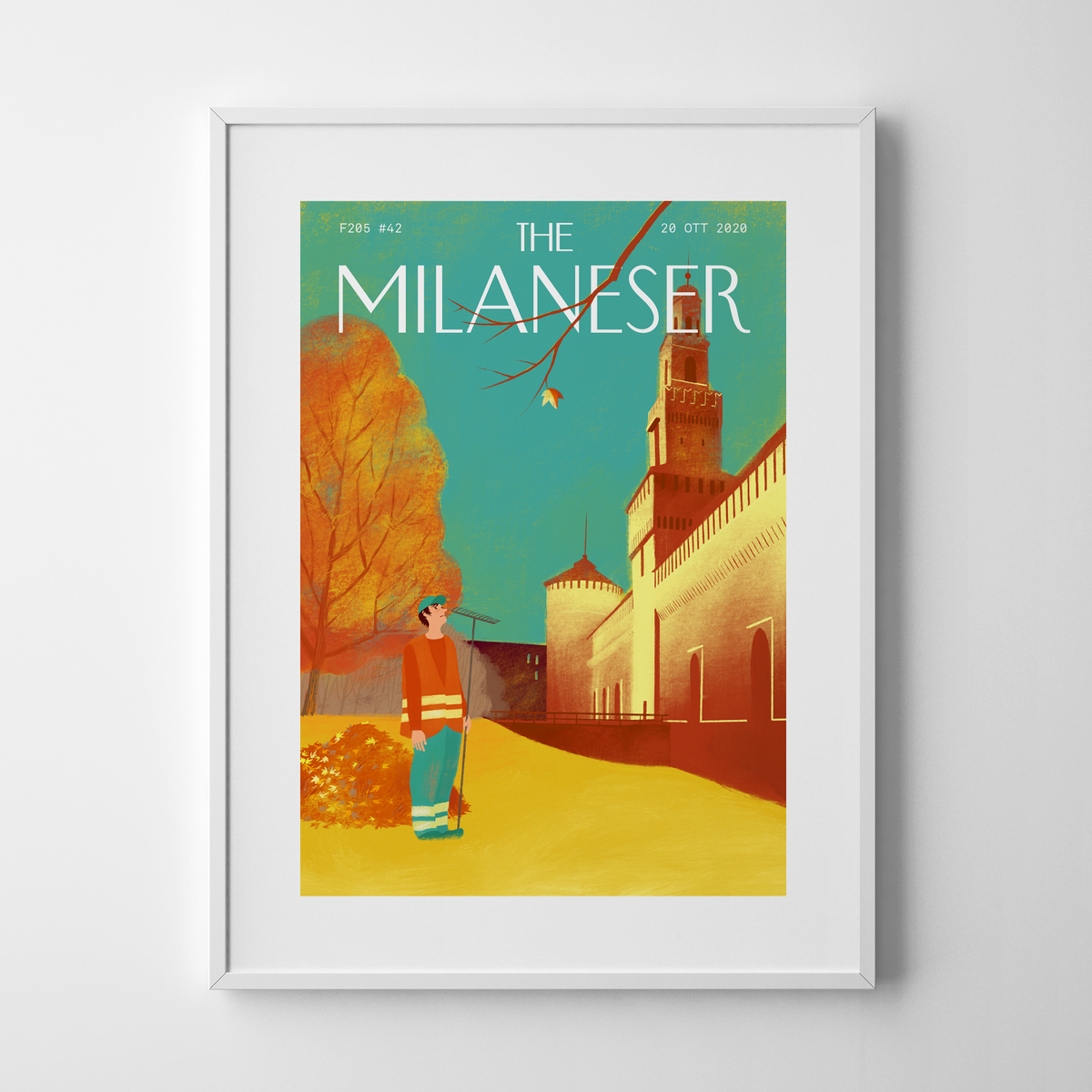 Image of The Milaneser #42