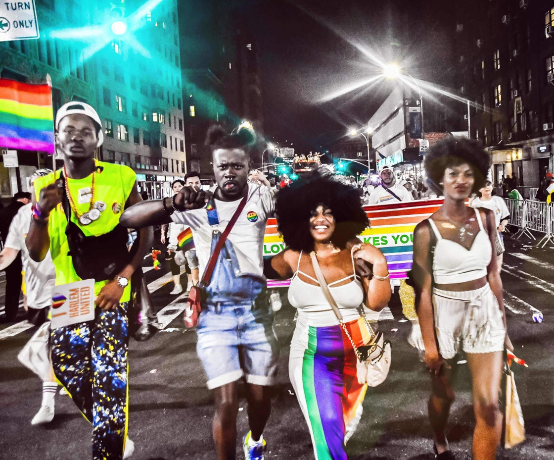 Image of nyc pride