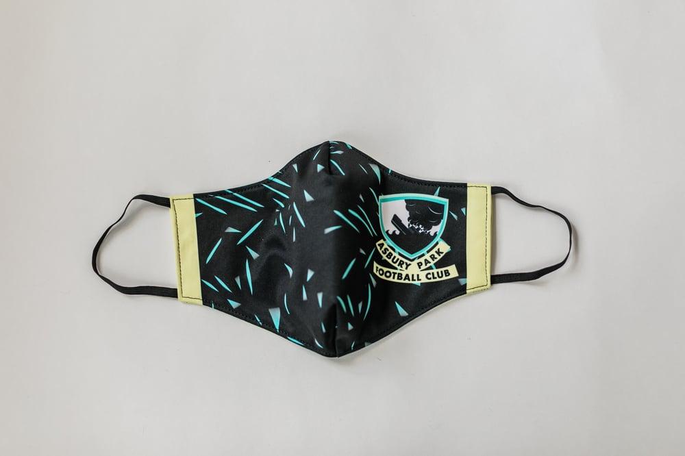 Image of APFC Run Aground Face Mask