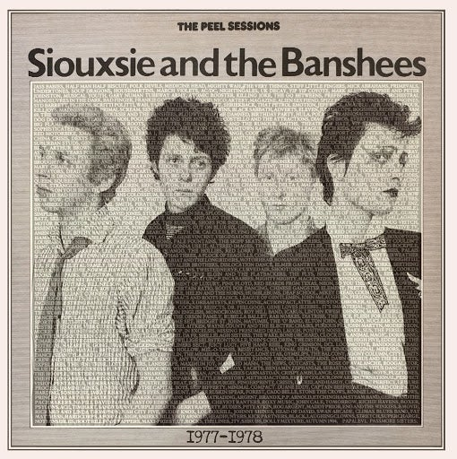 """Image of SIOUXSIE AND THE BANSHEES """"1977-1978"""""""