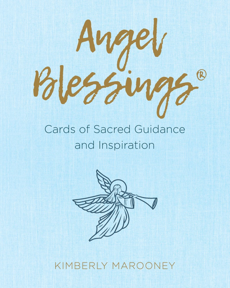 Image of Angel Blessings Cards - Book and Cards Set