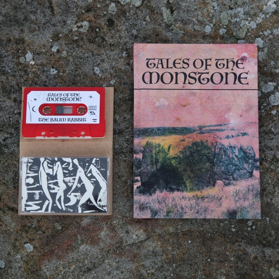 Image of Tales of the Monstone - Hardback Book & Cassette Version