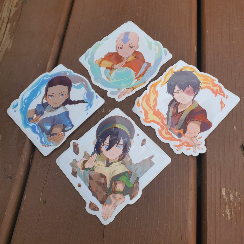 Image of ATLA Stickers