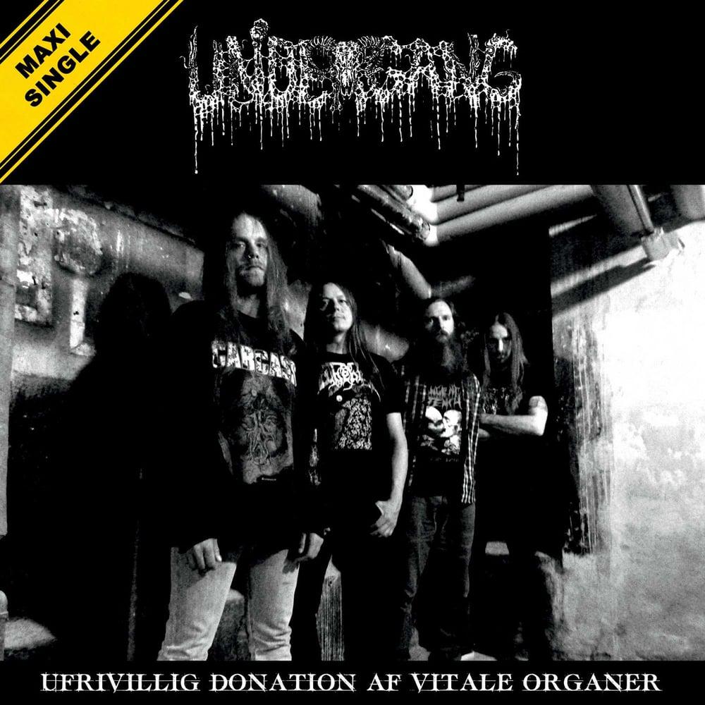 Image of UNDERGANG - Ufrivillig Donation Af Vitale Organer MLP