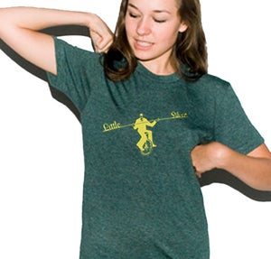 Image of Women's Unicycle Tee