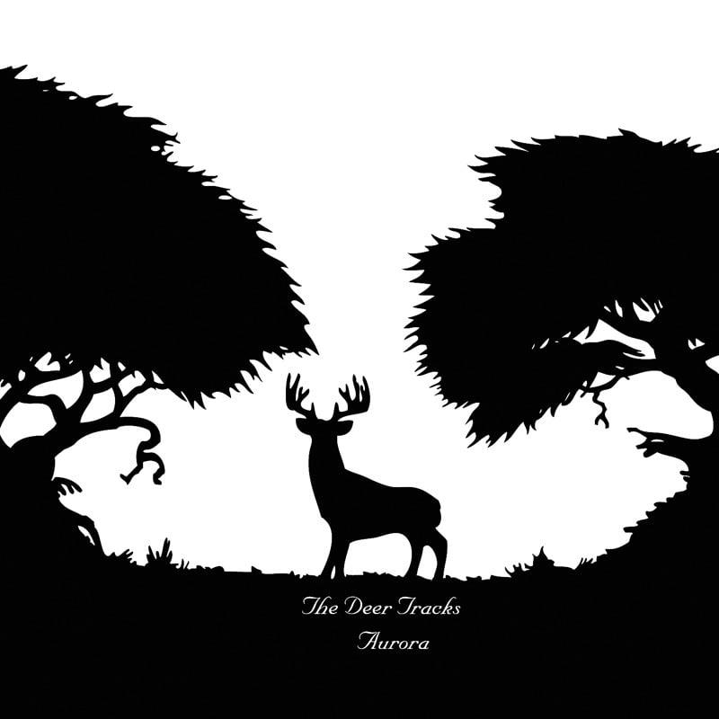Image of The Deer Tracks - Aurora (CD)
