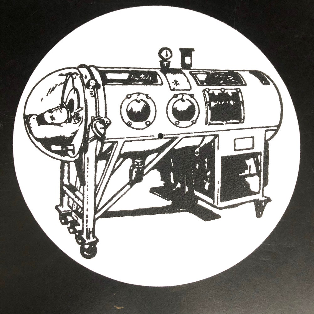 Image of IRON LUNG - Classic Logo Slip Mat