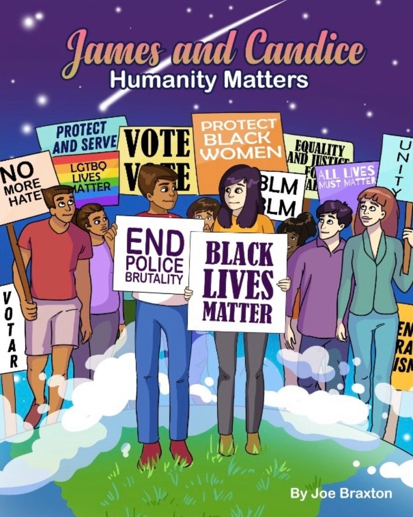 Image of James and Candice Humanity Matters (Book #3)