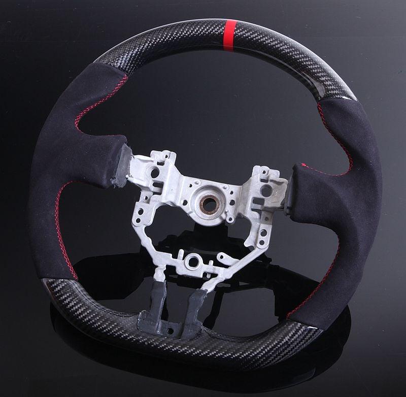 Image of BRZ Carbon Fiber Steering Wheel