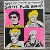 """Shitty Punk Haircut"" Risograph Print"