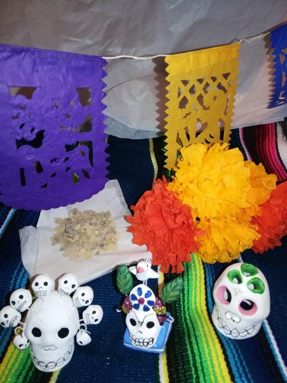 Image of Dia de los Muertos altar package