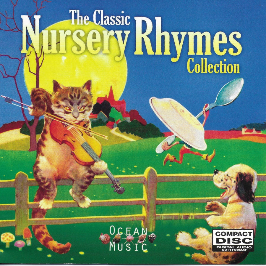 Image of The Classic Nursery Rhymes Collection CD