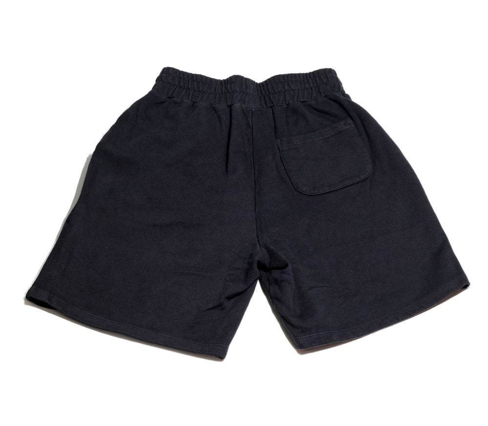 Image of Hands Full Shorts- Black